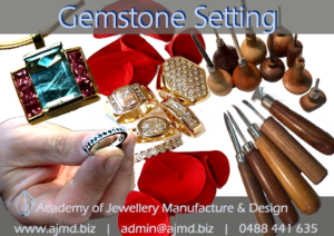 Learn how to set your gemstones with Jacques Fabian