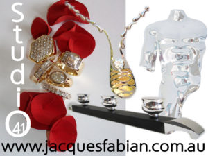 Make jewellery with Jacques Fabian using traditional skills