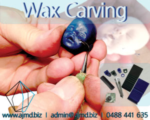 Learn how to hand carve wax to get the best finish with Jacuqes Fabian